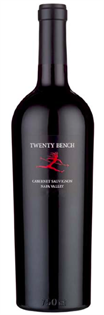 Twenty Bench Cabernet Sauvignon 2014 750ml